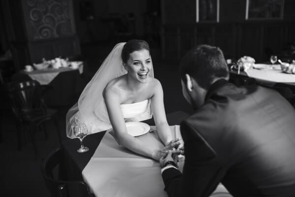 婚活に成功した30代女性