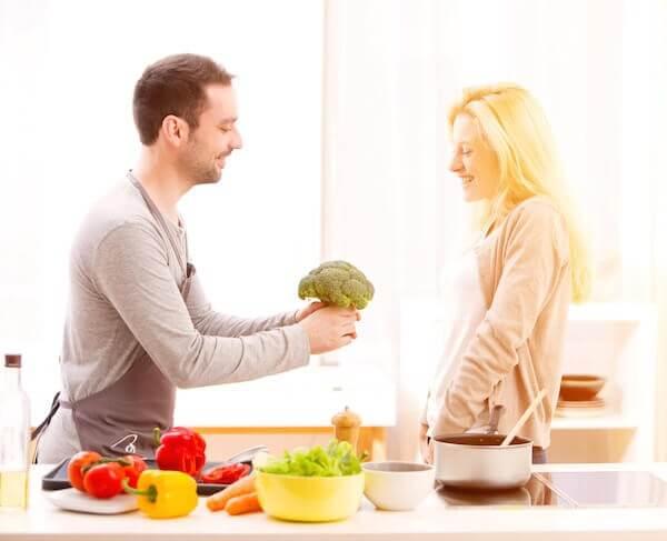 料理婚活イメージ