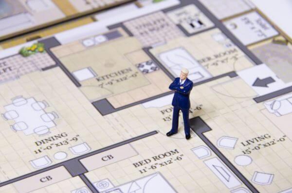 シェアハウスのイメージ