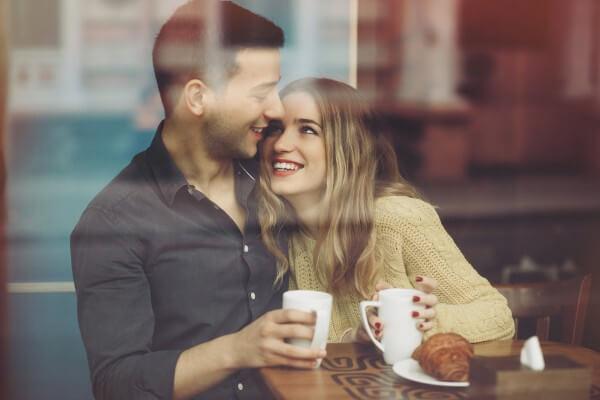 相性の良いカップルイメージ