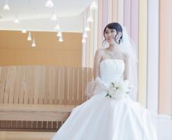 結婚する女性のイメージ