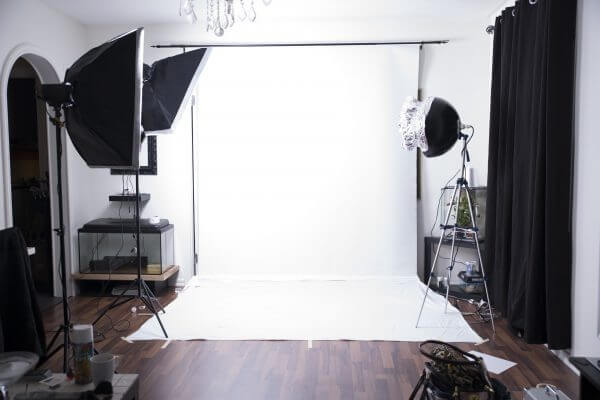 プロの写真撮影イメージ