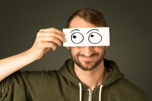 生理的に受け付ける顔のイメージ