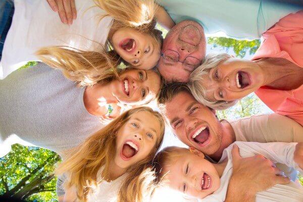 家族が増えるイメージ