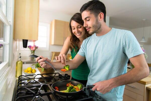 幸せな結婚生活イメージ