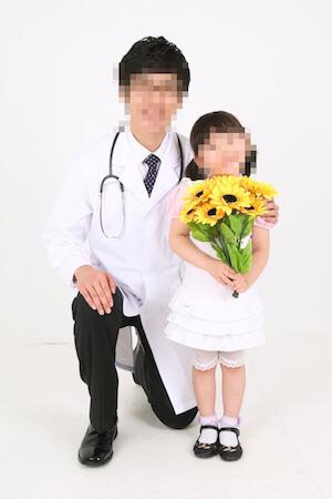 医者の写真イメージ